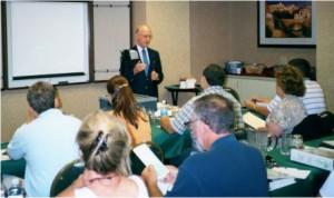 radiation safety training class