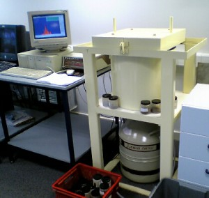 Typical Equipment for Gamma Spectroscopy