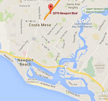 2070 Newport Boulevard Costa Mesa, CA 92627