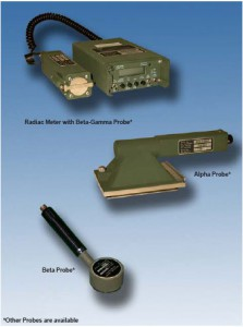 radiation detection instruments course