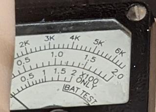 radiation detector faceplate
